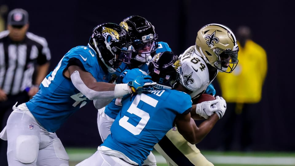 Saints Shortcomings at Receiver Hampering Offense