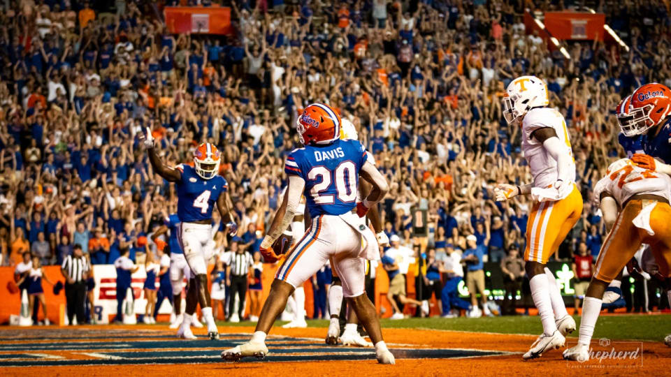 Five Takeaways From Florida's Victory Over Tennessee