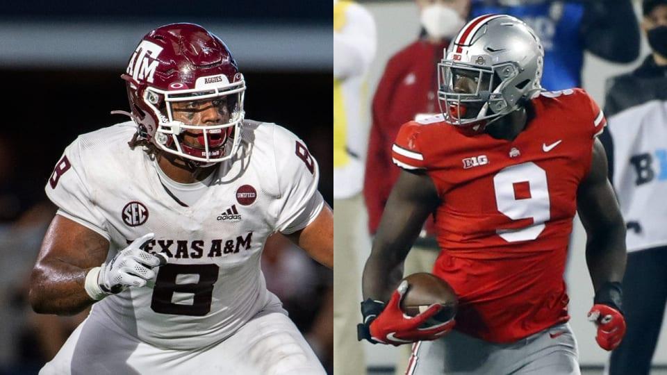 Falcons Get QB, Bolster D-Line in Latest NFL Mock Draft