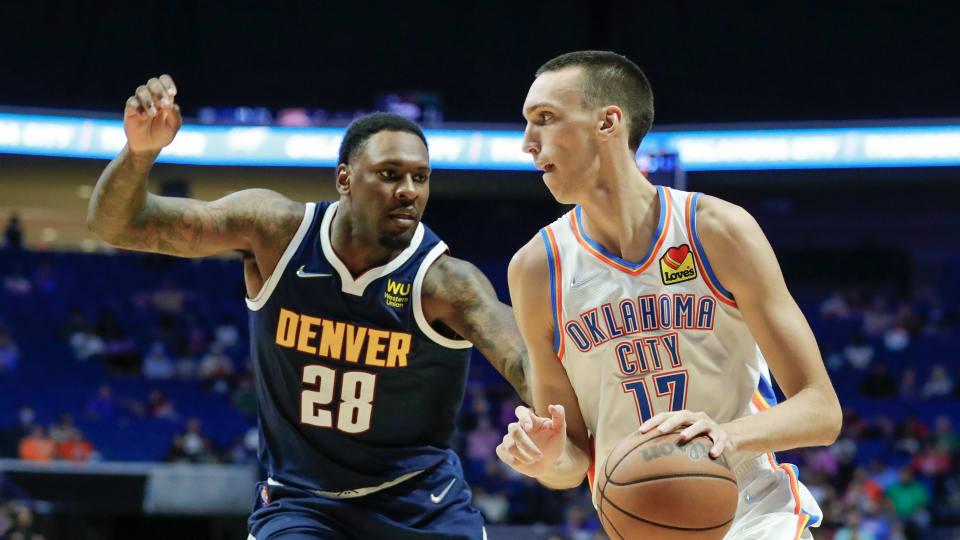 Thunder's Aleksej Pokusevski Flashes Excellence in Loss to Denver