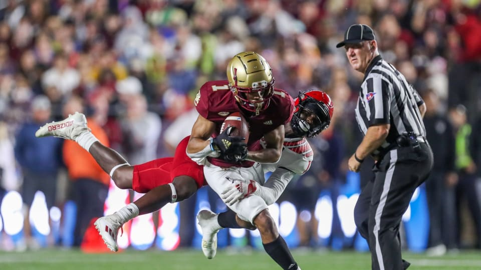 Boston College Crushed in Disappointing 33-7 Loss to NC State