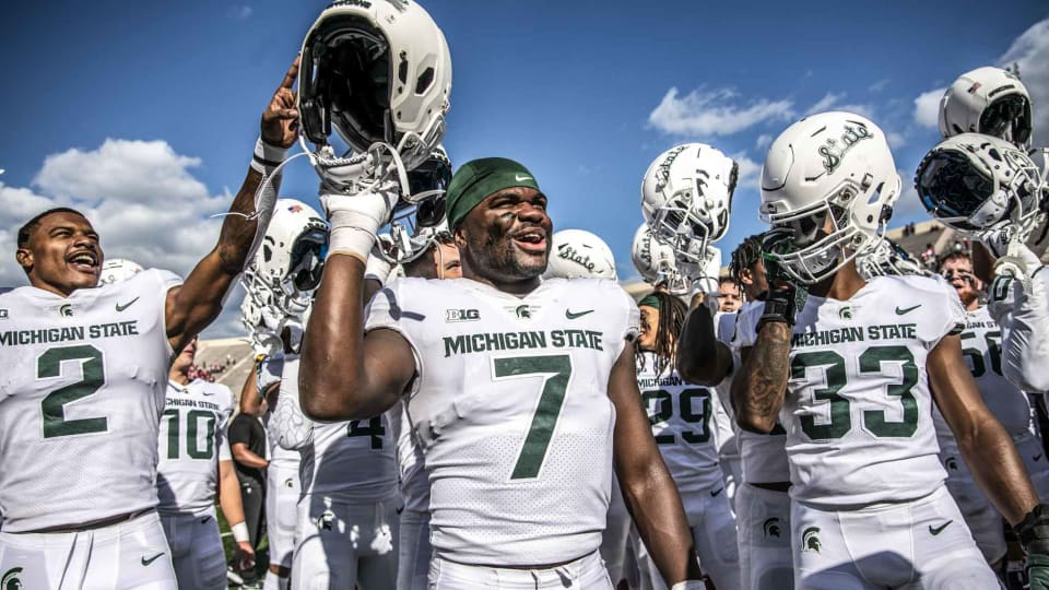 Spartan Football Essentials: Strained And Stressed, But Still Undefeated