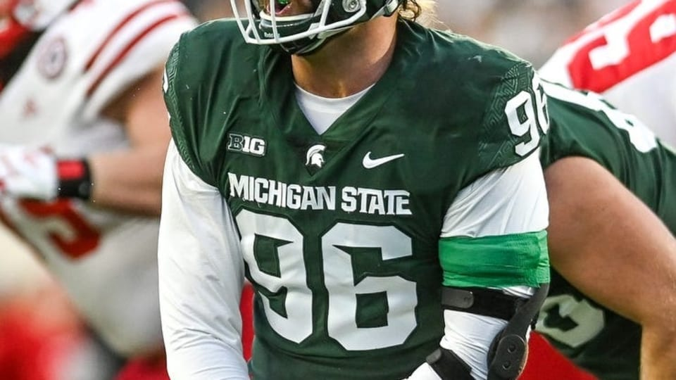 Michigan State Graded in Top Ten of PFF Offensively and Defensively