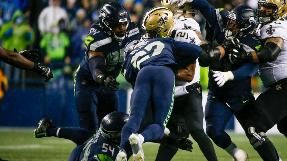 3 Up, 3 Down: Winners, Losers From Seahawks' 13-10 Loss to Saints