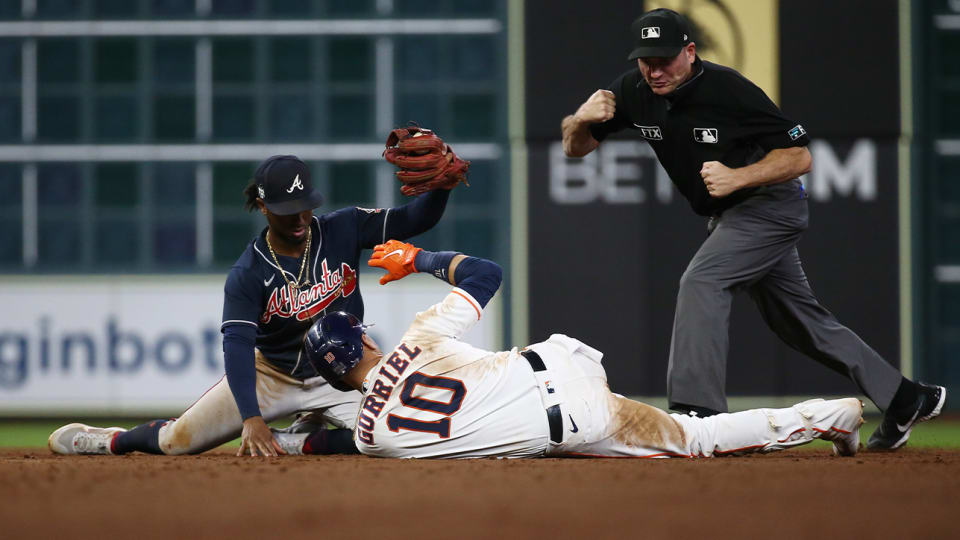 Braves-Astros