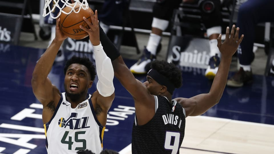 Donovan Mitchell has Scored 120 Points in the Last Three Games