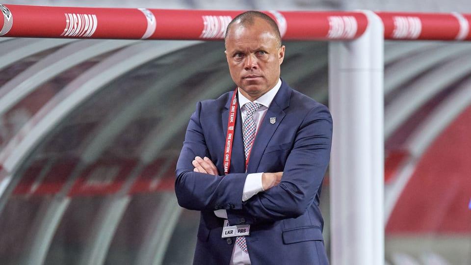 U.S. Soccer technical director Earnie Stewart