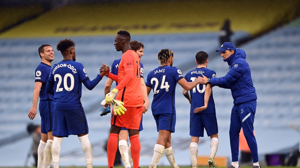 The Chelsea Squad Available For Selection to Face Arsenal