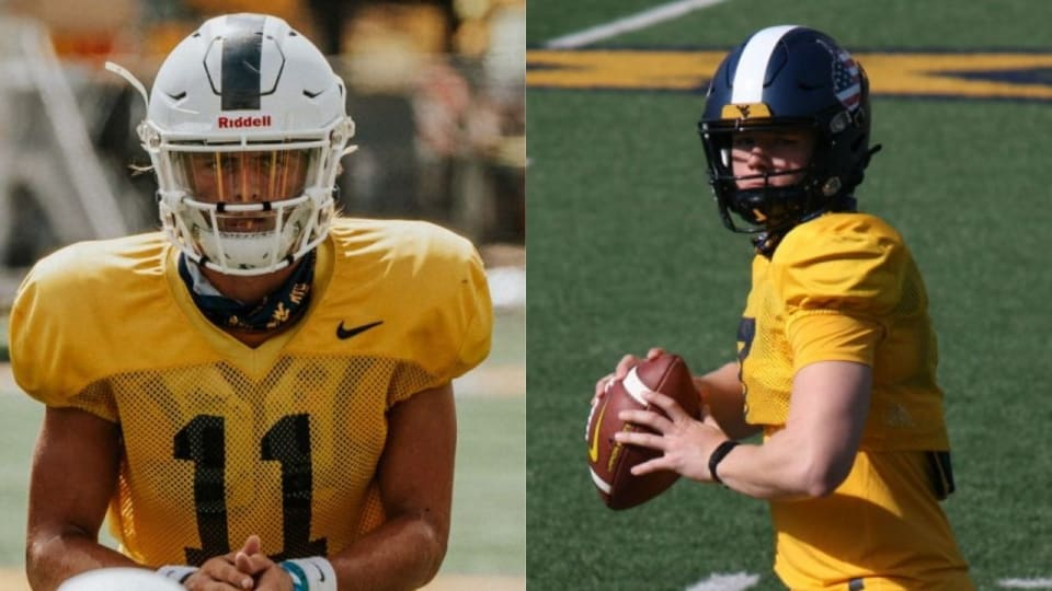"The Future of WVU Football: Garrett Greene or Will ""Goose"" Crowder?"