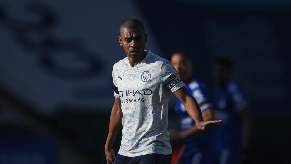 Man City and Fernandinho Make Major Decision On His Future After Offers From South America and Europe