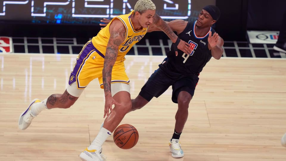 Lakers begrudgingly embrace reality of play-in game