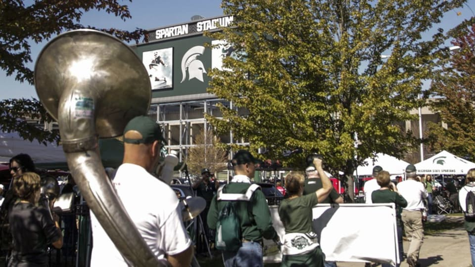 MSU Football: The Iconic Spartan Stadium Atmosphere is Coming Back