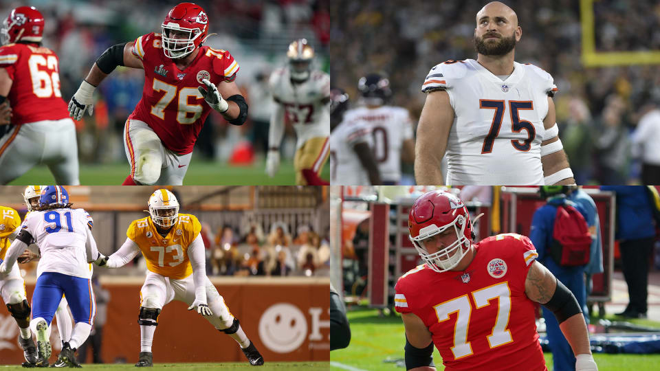 Who Will Start at Right Guard for the Chiefs in 2021?