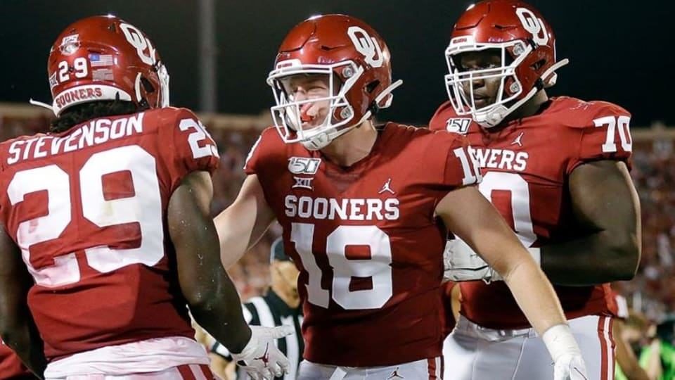 Stepping Up at Oklahoma: It's a Big Offseason for ... Brey Walker