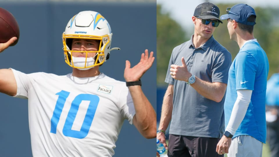 Drew Brees 'Impressed' by Chargers QB Justin Herbert