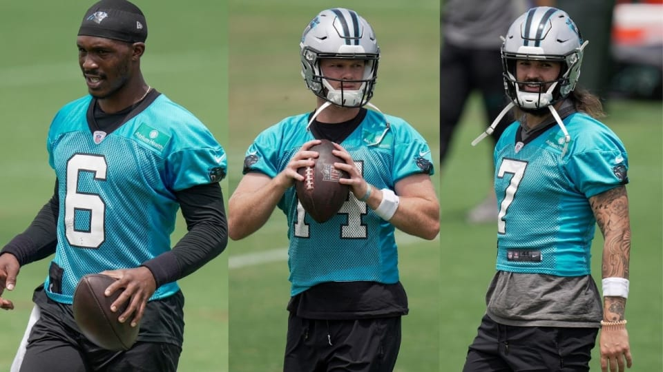 Way-Too-Early Depth Charts: Projecting the Panthers' 2021 QB Order