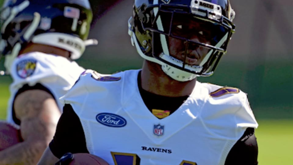 Sammy Watkins and Lamar Jackson 'Getting Into the Groove'