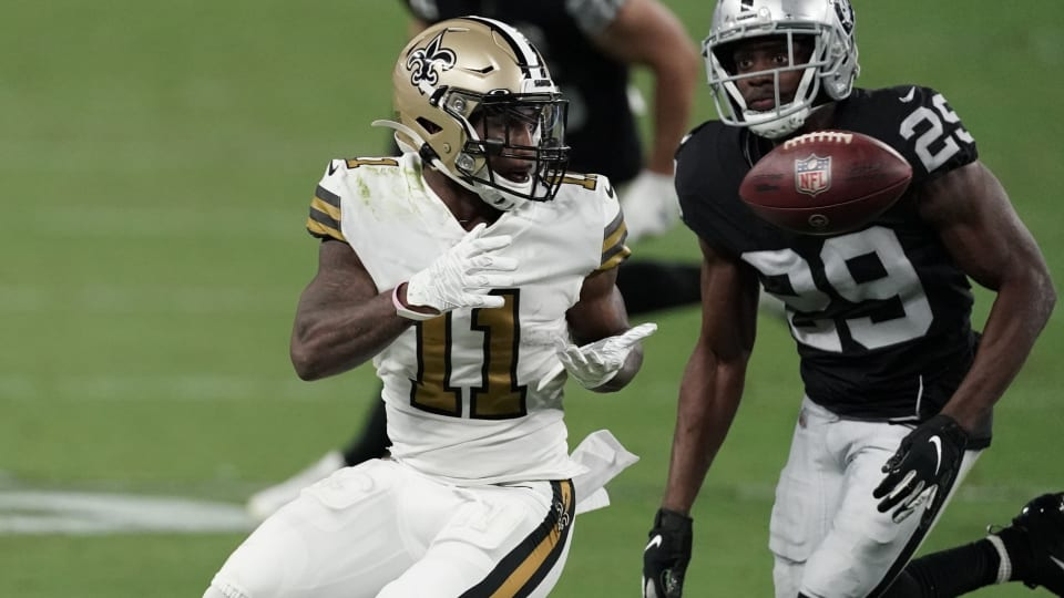 Report: Saints All-Pro WR/KR Deonte Harris Arrested In July