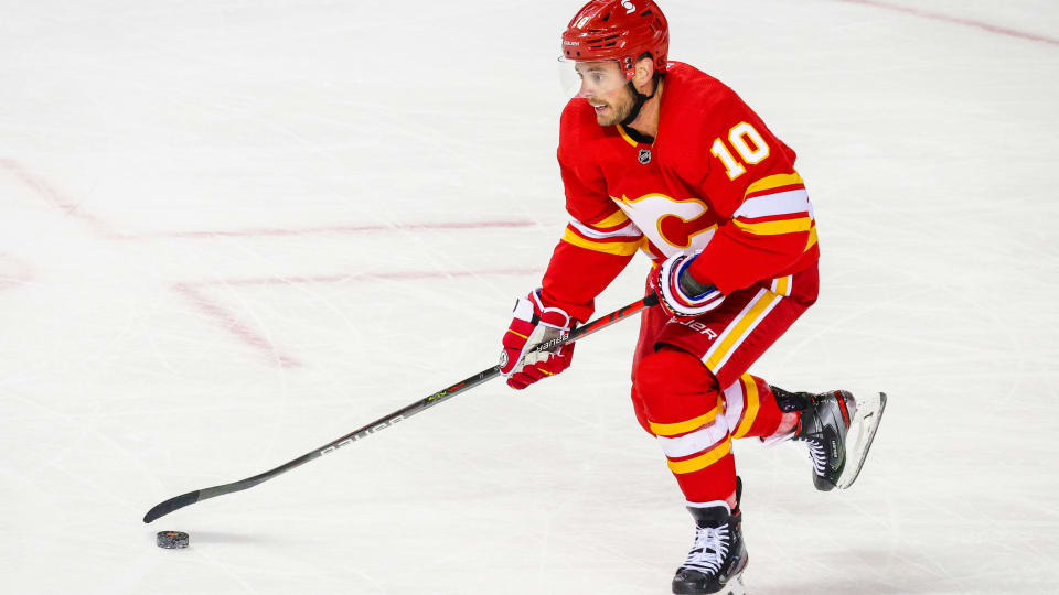 Oilers Sign Derek Ryan to Two-Year Deal