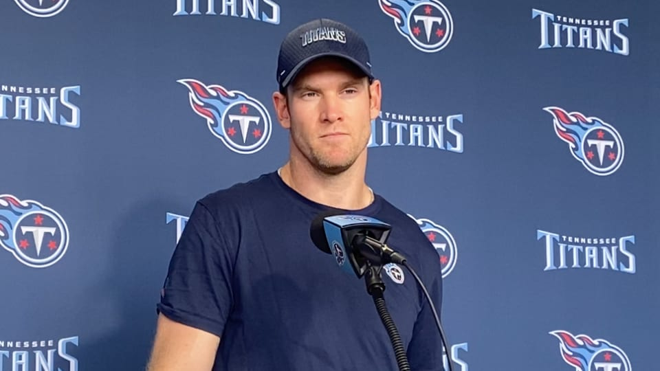 Tannehill: NFL Forced My Hand on Vaccination