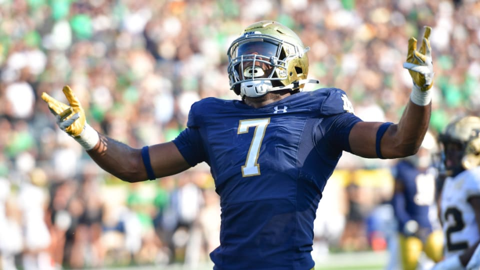 Notre Dame Defense Must Make Adjustments Against Second Half Schedule