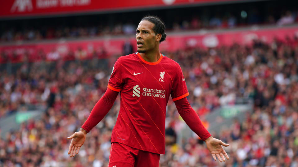 Liverpool v Crystal Palace: Man of the Match