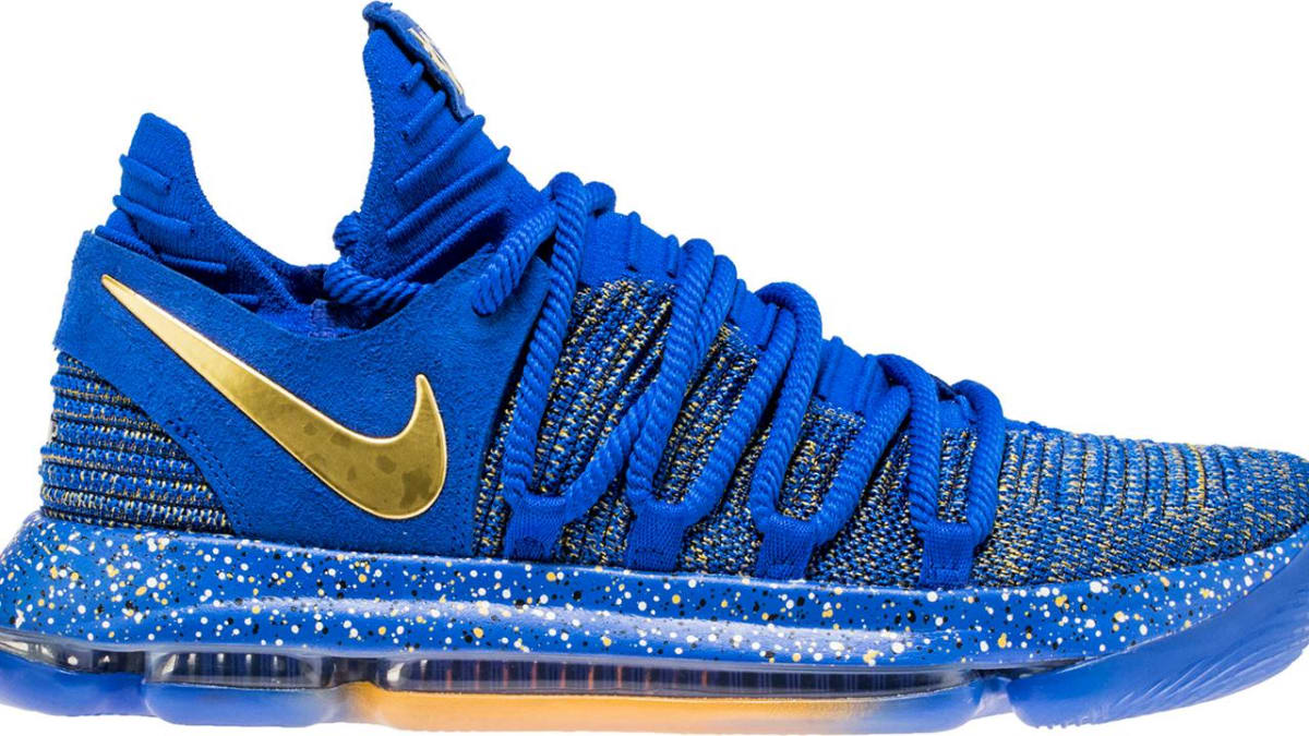 Kevin Durant: Nike KD 10 Finals