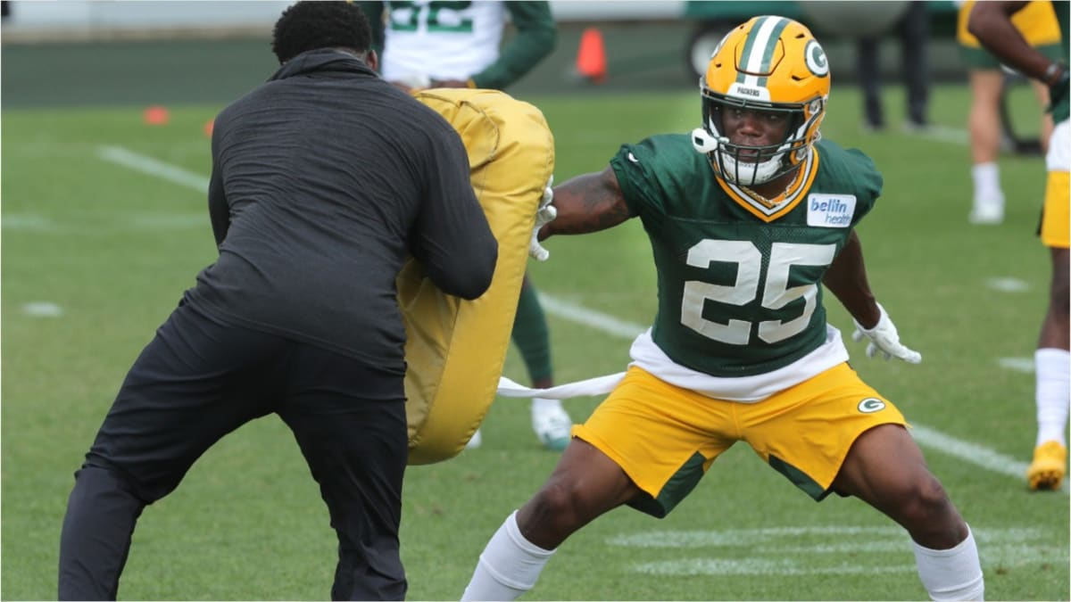 Green Bay Packers Training Camp Highlights Day 1 Sports Illustrated Green Bay Packers News Analysis And More