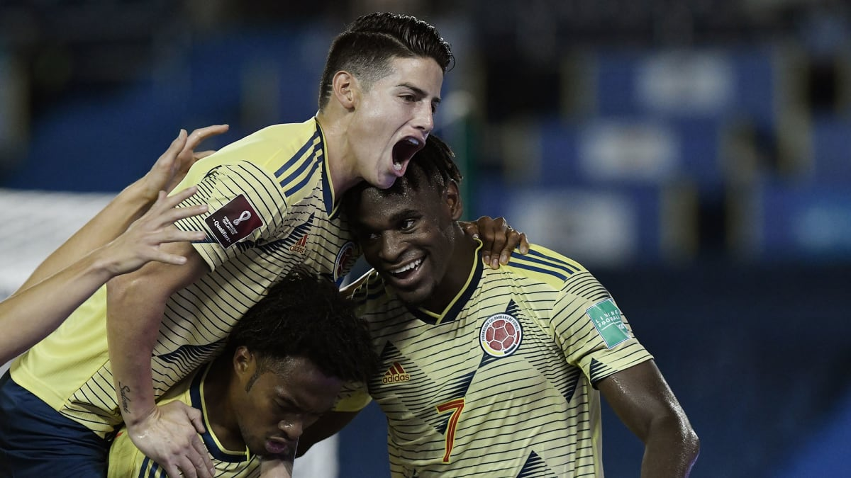 Colombia Vs Uruguay Live Stream Watch Wc Qualifier Online Lineups Sports Illustrated Watch online colombia vs venezuela live streamings for free. colombia vs uruguay live stream watch