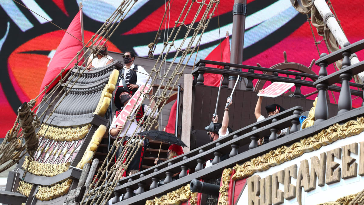 Fire The Cannons Not So Fast The Nfl Tells The Tampa Bay Buccaneers Sports Illustrated Tampa Bay Buccaneers News Analysis And More
