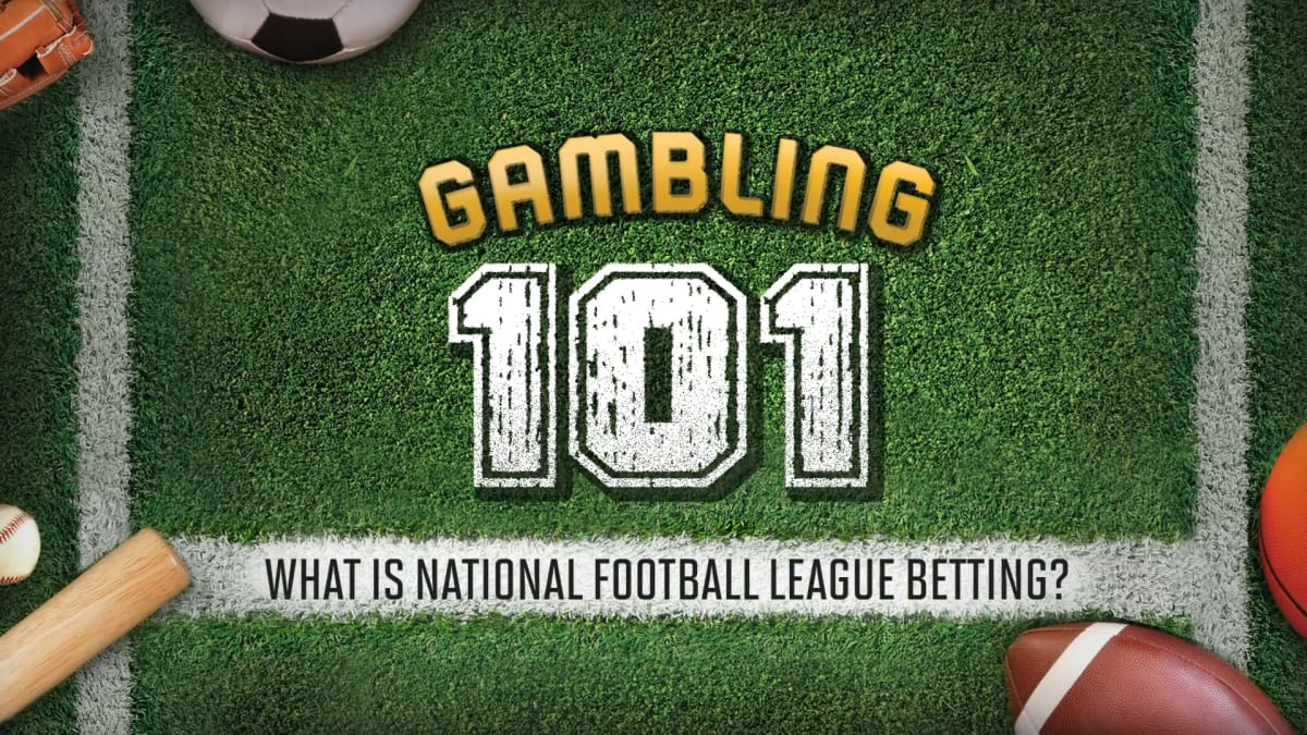 Football sports betting 101 march solve math problems for bitcoins to usd