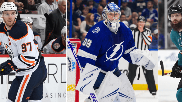NHL Fantasy Top 200 Rankings for 2019–20 Season