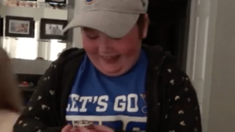 Blues Give Superfan Laila Anderson Championship Ring After Stanley Cup Victory