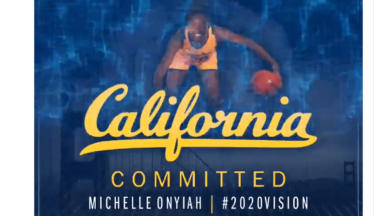 Cal Women's Basketball: Bears Get Another Top-60 Commitment -- Michelle Onyiah