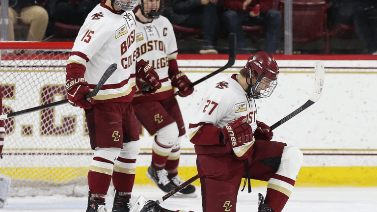Five Observations from BC's First Five Games