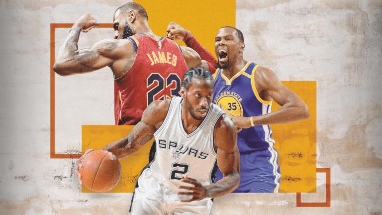 SI's NBA All-Decade Team: First Team