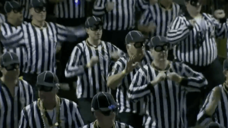 Watch: Saints Fans Are Still Angry as 'Robbin' Refs' Take Over Mardi Gras Parade