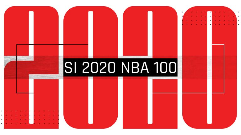 Top 100 NBA Players of 2020