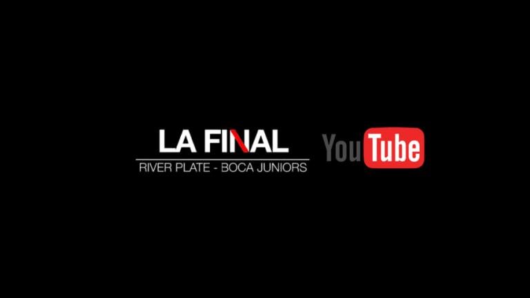 Una nueva película de la final de la Copa Libertadores es furor en YouTube