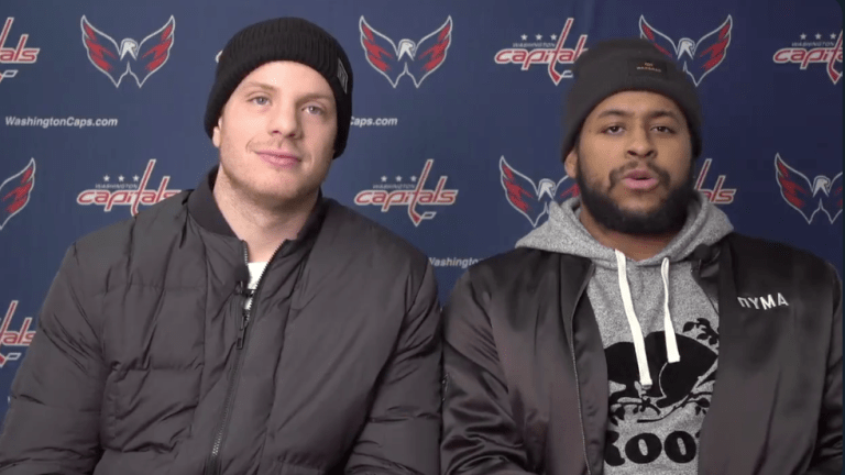 Watch: Capitals Surprise Bullied Black Hockey Player's Team with Invitation to Upcoming Game