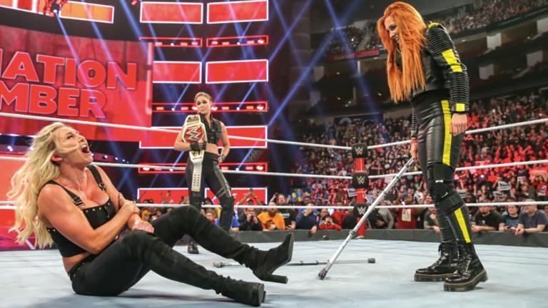 Five Takeaways From WWE's Elimination Chamber