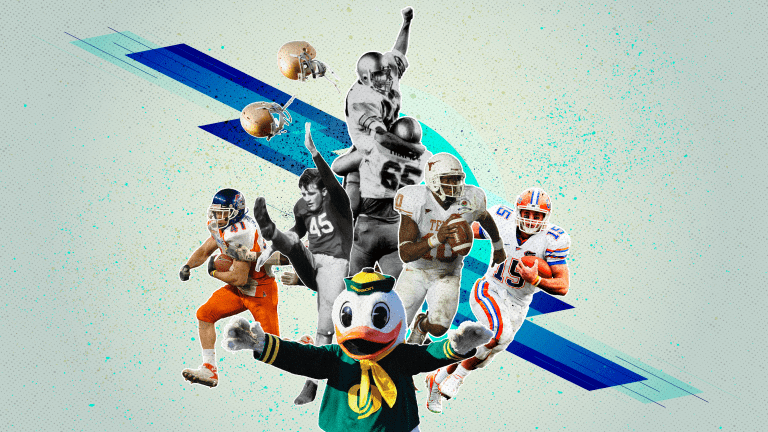 Celebrating 150 Years of College Football