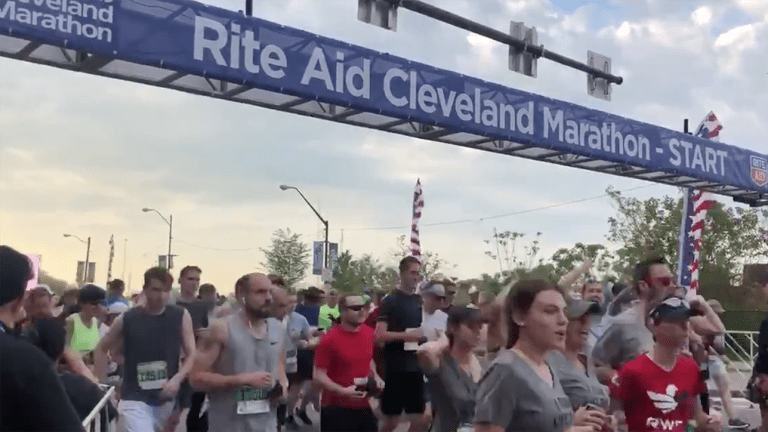 22-Year-Old Cleveland Marathon Runner Dies After Collapsing