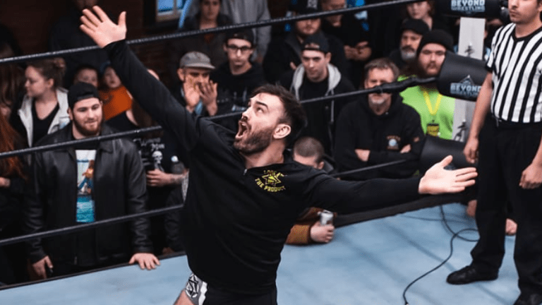 The Week in Wrestling: David Starr Builds a Worldwide Profile by Being Unapologetically Himself