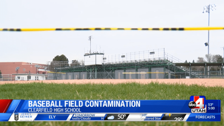 Thursday's Hot Clicks: High School Baseball Coach Placed on Leave After Soaking Infield With Gasoline