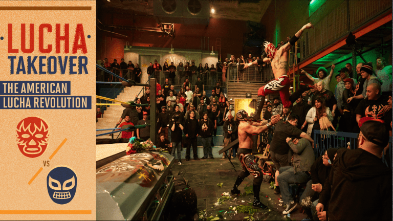 Mexico's Superheroes: How Lucha Libre Came to Grip the United States