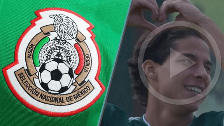 VÍDEO   El golazo de Diego Lainez con el Tri sub 21 en Toulun
