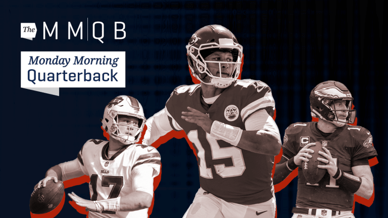 More Mahomes Magic, a Buffalo Stunner, and QBs Coming and Going—A Week 3 Roller-Coaster