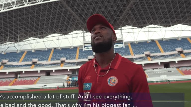 EMOTIVO: Conoce la increíble historia de este jugador de la MLS que participa en el Mundial