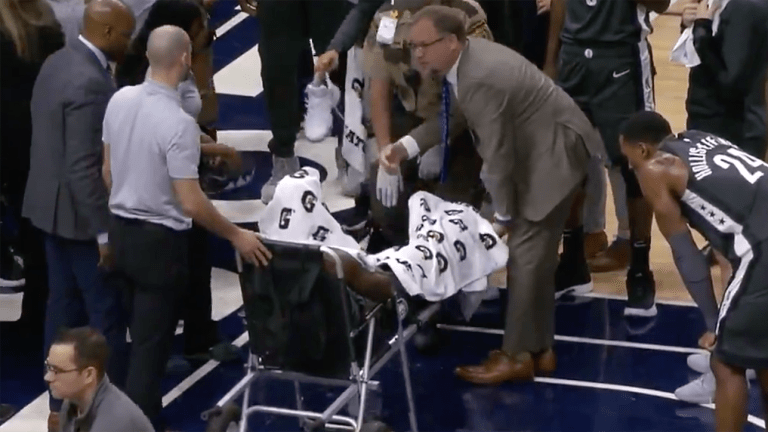 Caris LeVert Suffers Gruesome Injury, Twitter Reacts